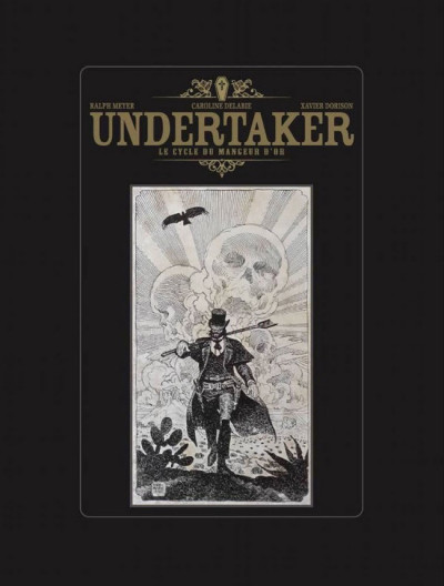 Couverture Undertaker - intégrale de luxe