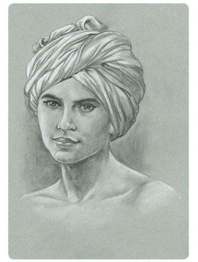 Page 1 Corentin - tirage de tête - Les trois perles de Sa-Skya