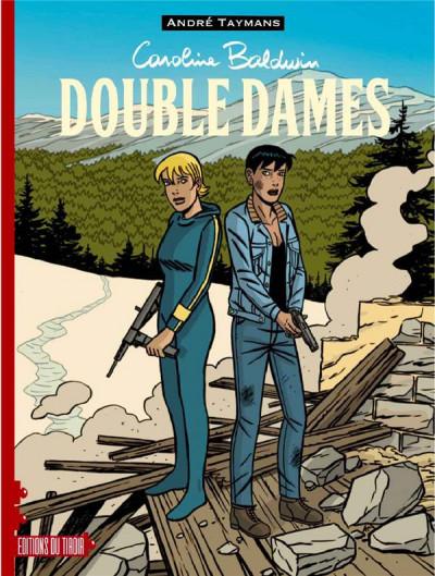 Couverture Caroline Baldwin - double dames