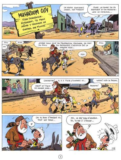 Page 1 lucky luke tome 37 - oklahoma jim