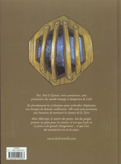 Dos lock tome 1 - nepharius