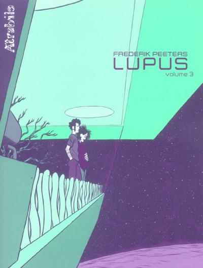 Couverture lupus tome 3