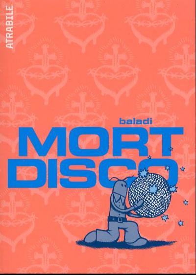 Couverture mort disco