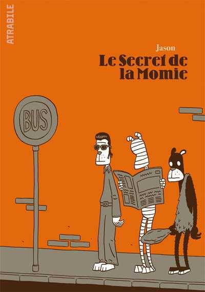 Couverture le secret de la momie