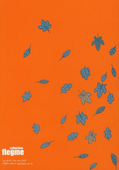 Dos plus ou moins...l'automne