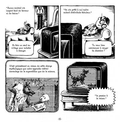 Page 1 les fabuleuses chroniques d'une souris taciturne