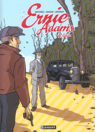 Couverture Ernie Adams tome 1 - Gilda