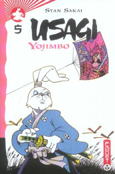image de usagi yojimbo tome 5