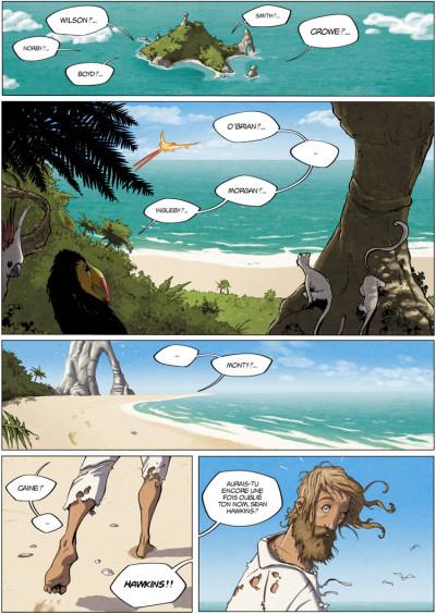 Page 1 l'oeil du diable