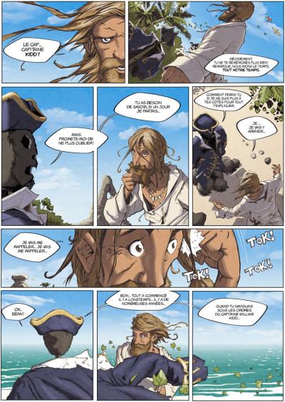 Page 3 l'oeil du diable