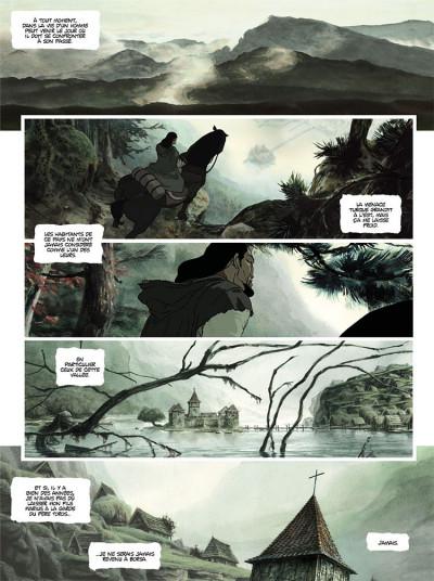 Page 1 La chronique des immortels tome 1