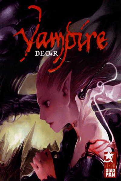 Couverture vampire