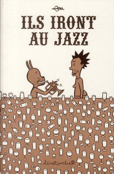Couverture ils iront au jazz