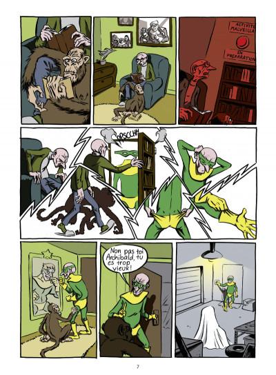 Page 2 super héros... ou pas