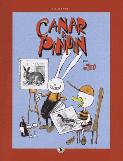 Couverture Canar et Pinpin