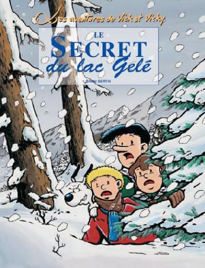 image de les aventures de vick et vicky tome 4 - le secret du lac gelé