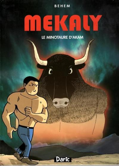Couverture Les aventures de Mékaly tome 4