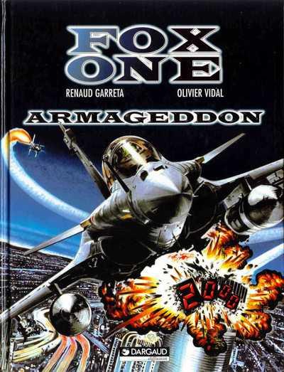 image de Fox one tome 1 - Armaggedon