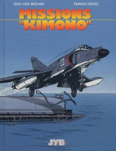 image de missions kimono tome 1