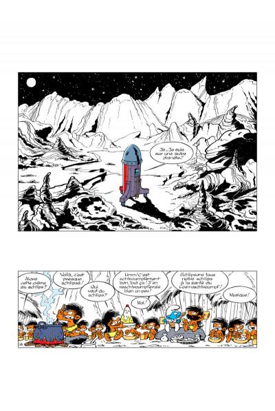 Page 5 Le Cosmoschtroumpf - tirage de tête