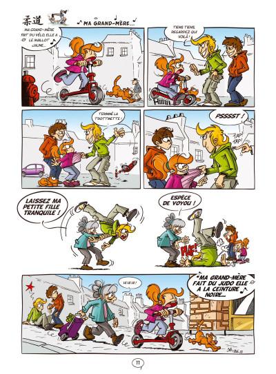 Page 1 Le judo tome 4 - Ma grand-mère fait du judo
