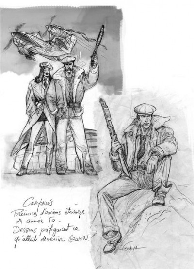 Page 2 Bowen tome 2 - Tirage de tête - l'homme d'overground 9