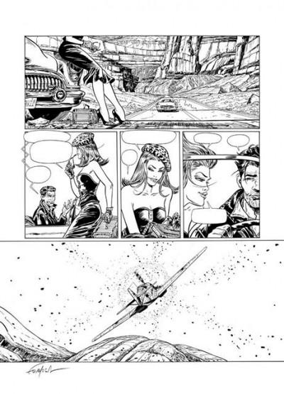 Page 3 Bowen tome 2 - Tirage de tête - l'homme d'overground 9