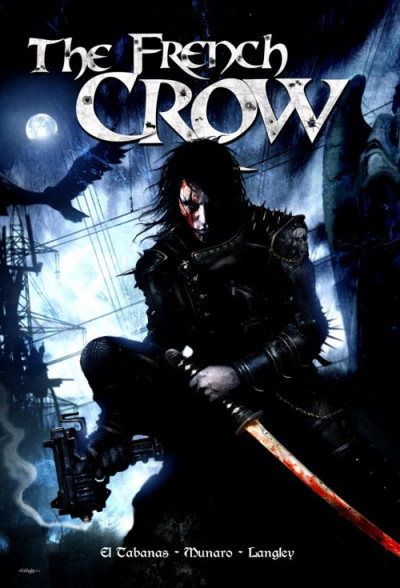 Couverture the french crow tome 5