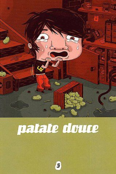 Couverture patate douce tome 5