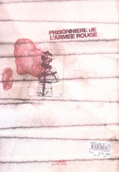 Dos prisonnière de l'armée rouge