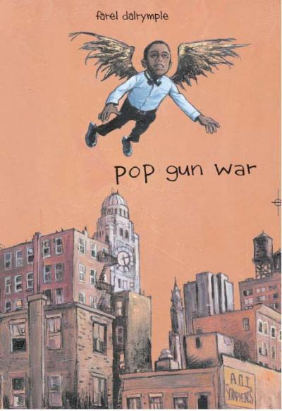 Couverture pop gun war