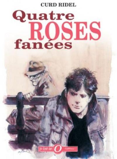 Couverture quatre roses fanées