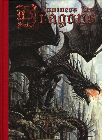 image de l'univers des dragons tome 1 - premiers feux
