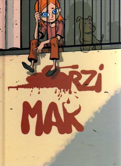 image de Marzi tome 4 - Le bruit des villes (édition 2008)