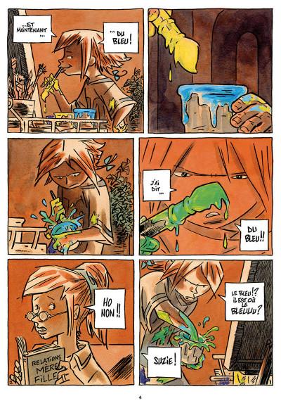 Page 2 petite souris, grosse bêtise