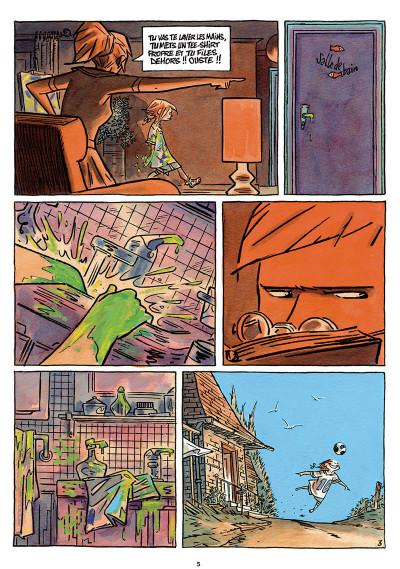 Page 3 petite souris, grosse bêtise