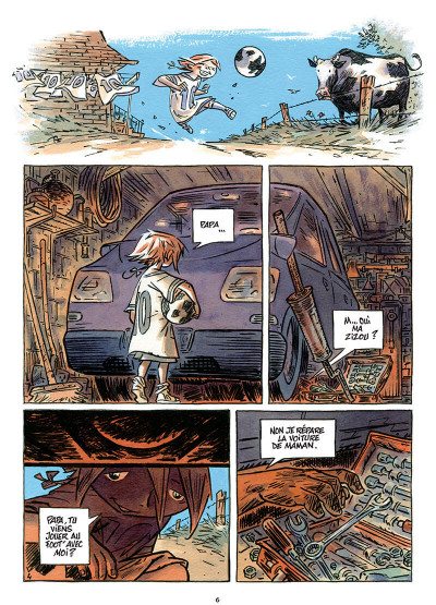Page 4 petite souris, grosse bêtise