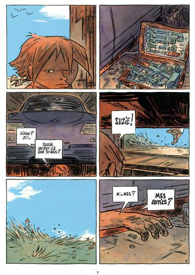 Page 5 petite souris, grosse bêtise