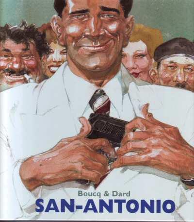 Couverture San-Antonio