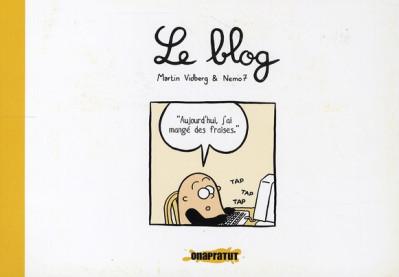Couverture le blog