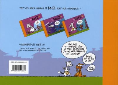 Dos katz tome 3 - encore une cuillère pour maman !!!