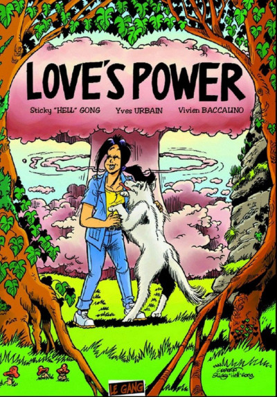 Couverture Love's power