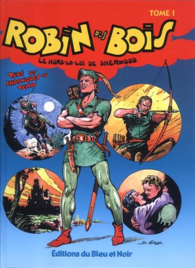Couverture Robin des Bois - Le Hors-la-loi de Sherwood