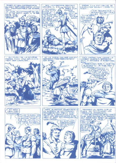 Page 1 Robin des Bois - Le Hors-la-loi de Sherwood
