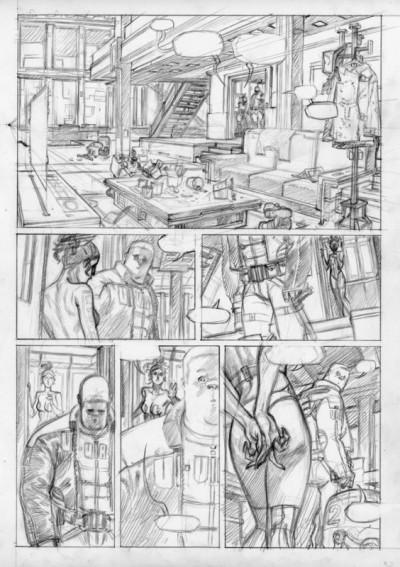 Page 1 Double Intégrale Urban Tomes 1 et 2