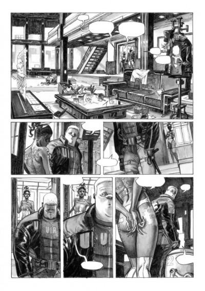 Page 2 Double Intégrale Urban Tomes 1 et 2