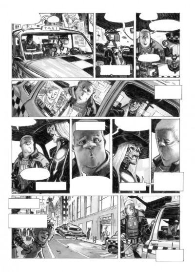 Page 3 Double Intégrale Urban Tomes 1 et 2