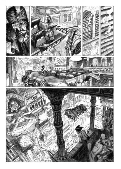 Page 4 Double Intégrale Urban Tomes 1 et 2