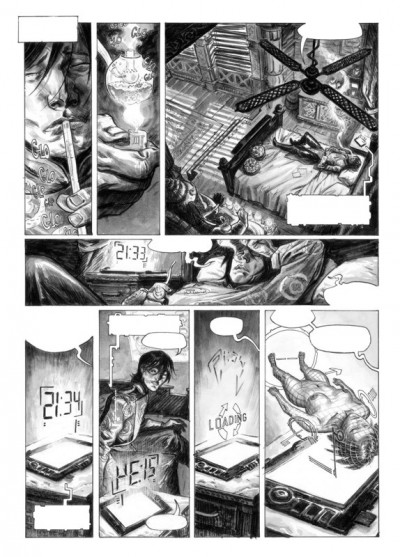Page 5 Double Intégrale Urban Tomes 1 et 2
