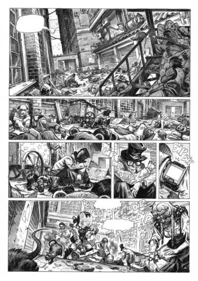 Page 8 Double Intégrale Urban Tomes 1 et 2